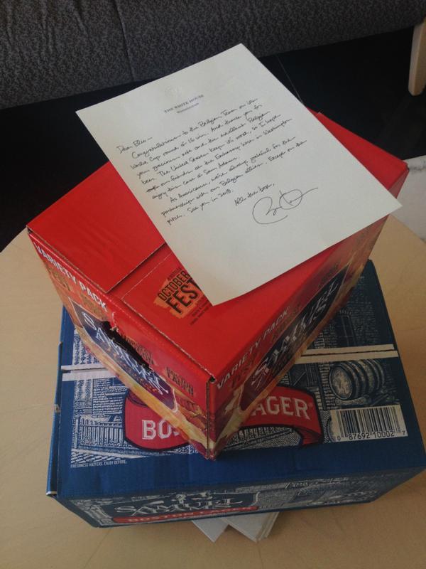 obama beer bet
