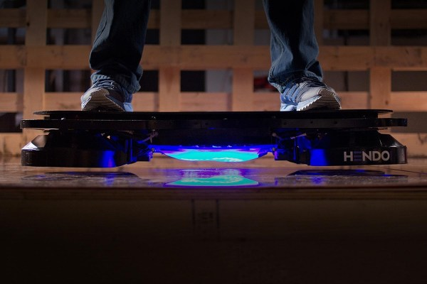 Watch out Biff - Marty McFly's Hoverboard Now Exists!
