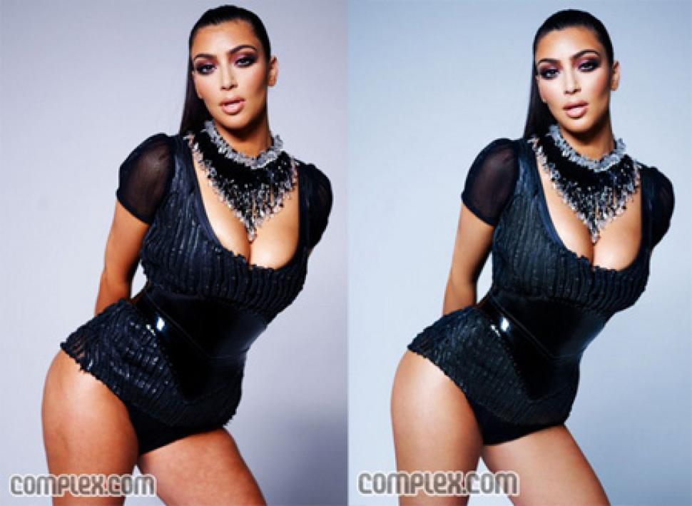 kim kardashian complex reaction so what I have a little cellulite