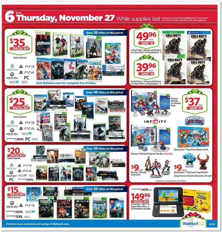walmart black friday flyer 3