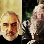Sean Connery reportedly cost himself £283million when he turned down the chance to play Gandalf in the Lord of the Rings trilogy. The former James Bond actor was offered £19m to play the wizard in the fantasy films directed by Peter Jackson and Warner Bros also offered him 15 per cent of the franchise's box office takings. Connery allegedly turned down the role because of his concerns over the script and it eventually fell to Sir Ian McKellen.