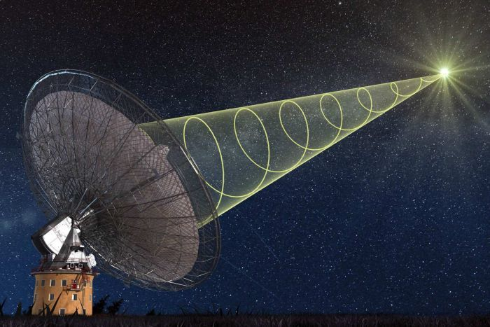 Cosmic Radio Burst: Scientists WItness Cosmic Radio Burst For For First Time