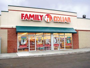 Family Dollar Dollar Tree