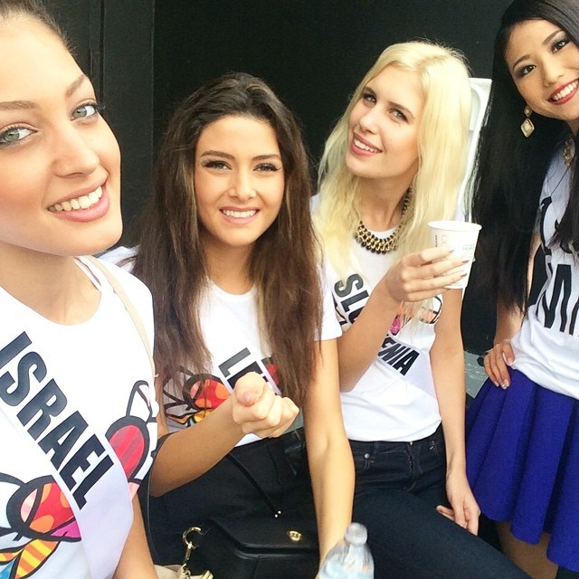 Miss Israel Miss Lebanon:  What's All The Fuss About?