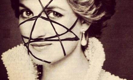 Princess Diana: Madonna shares altered image of Princess Diana