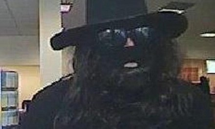 Black Hat Bandits Have Hit Seven Banks So Far