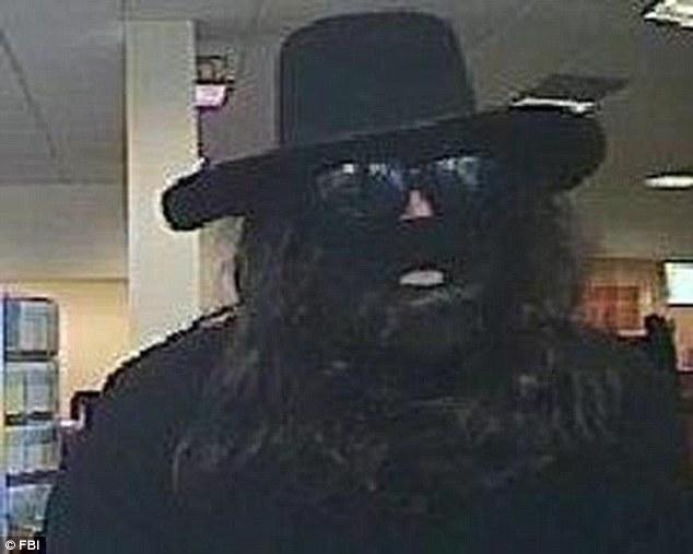 Black Hat Bandits Have Hit Seven Banks So Far