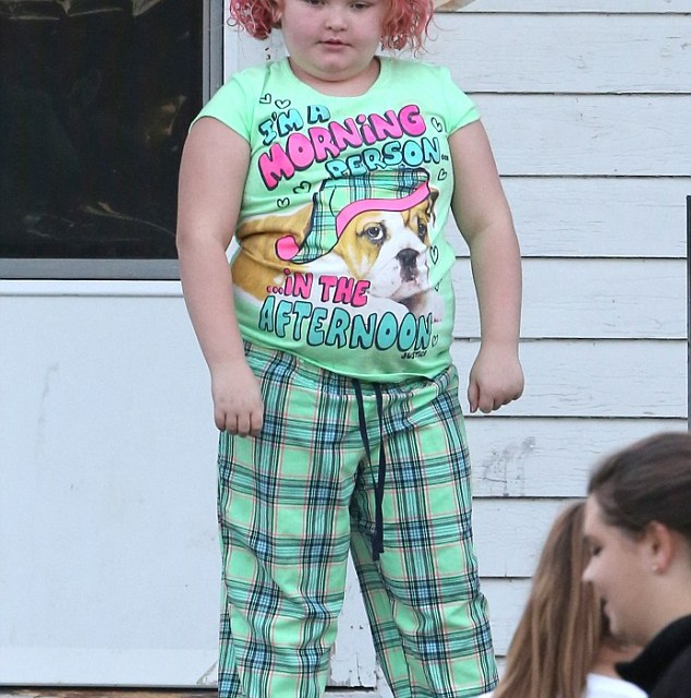 "honey boo boo diet doctors:  In ""Fight To Save her life"""
