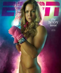 Ronda Rousey:  UFC Star Ronda Rousey In 'Sports Illustrated Swimsuit Issue'