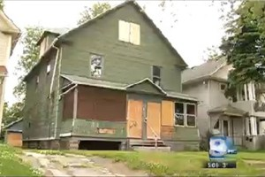 "Zombie home bill:  Bill To Prevent ""Zombie Properties"""