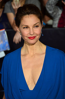 Judd at premiere of Divergent in 2014