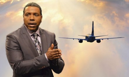 Creflo Dollar Jet:  Mega Church Pastor Wants  His Congregation To Buy $65M Jet