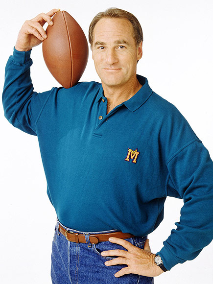 Craig T. Nelson in Coach in 1993 EVERETT