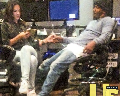 Katie Holmes And Jamie Foxx Secretly Dating:  Reports