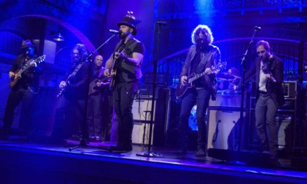 Chris Cornell And Zac Brown Band Perform On SNL