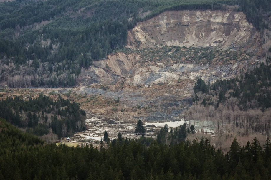 Anonymous Donor Helps Landslide Victim