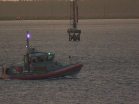 Search and rescue efforts are resuming for five missing boaters after a strong thunderstorm caused chaos for sailboats taking part in the annual Dauphin Island Regatta. (WKRG Photo)