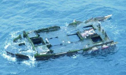 Debris Found On Oregon Coast Likely From 2011 Tsunami