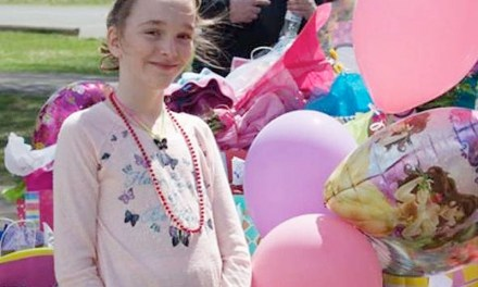 Mackenzie Moretter Gets Amazing Surprise After No One Wanted To Attend Birthday Party