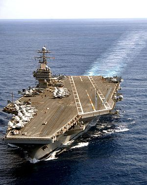 US Warship Heading To Yemen To Block Weapons Shipments