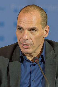 Yanis Varoufakis Attacked While Out For Dinner