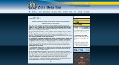 Beta Zeta Tau Spit On Wounded Vets: Reports