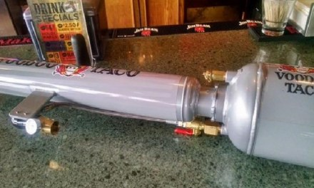 Taco Cannons  To Be Used At Nebraska Omaha Maverick's Games (PHOTO)