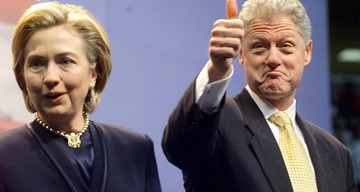Clintons $30 million Earned Since 2014