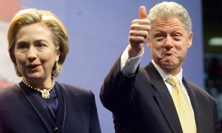 Clintons $30 million Earned Since 2014