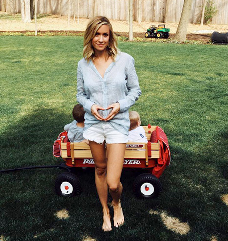 Kristin Cavallari Pregnant Again With 3rd Child