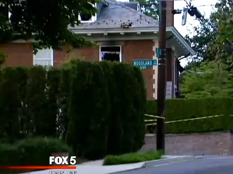 dc mansion fire leaves 4 dead