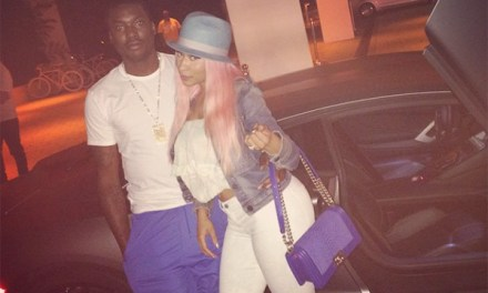 nicki minaj meek mill not engaged