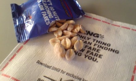 Flight Diverted Over Nuts Say Police