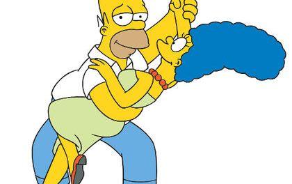 Marge Homer Heading For Divorce? (VIDEO)