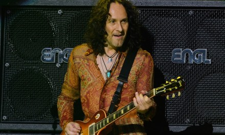 Vivian Campbell Hodgkins Cancer Returns, Wont Tour With Band