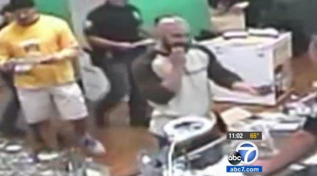 cops eat pot laced treats after raiding  unpermitted pot shop