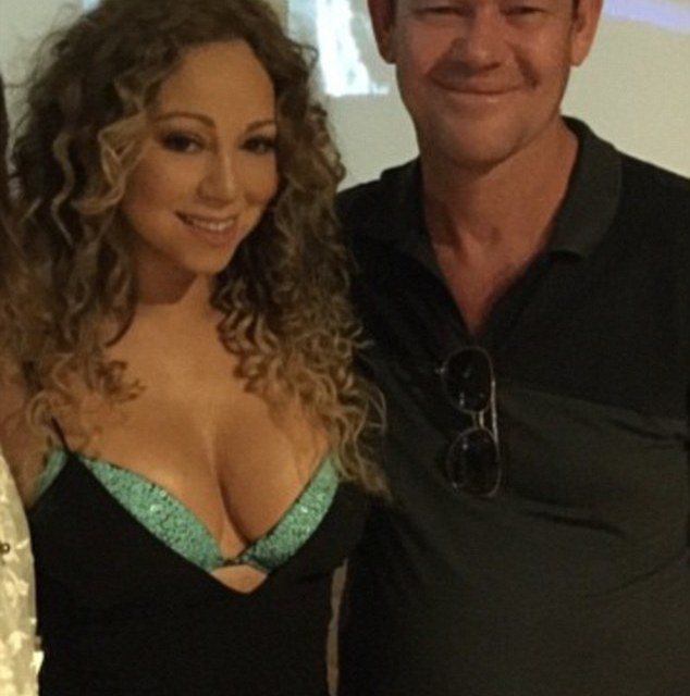 mariah billionaire to marry?