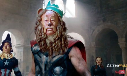 Wizard Of Oz Avengers Mashup Trailer (VIDEO)