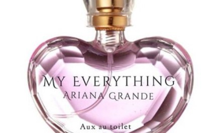 Ariana Grande Fragrance Available In September