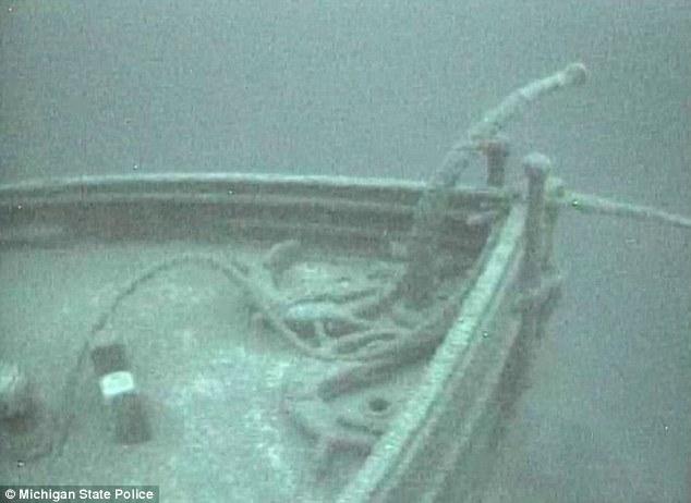 John V. Moran shipwreck
