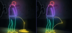 Pee-proof paint in San Francisco: City tests Urine Repleling Paint