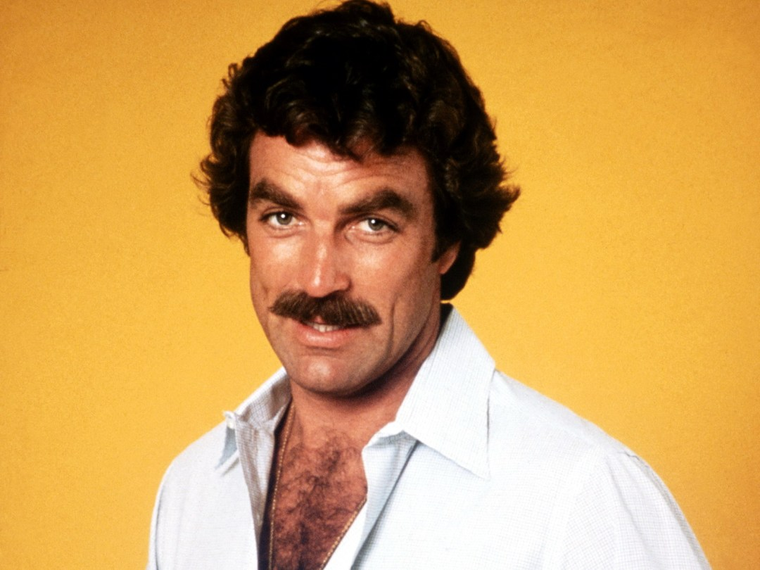 Tom Selleck The Water Thief?