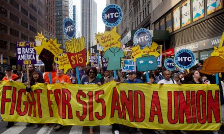 nyc fast food minimum wage to increase to $15/h