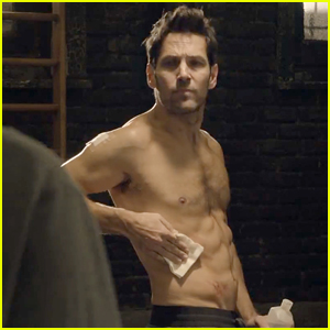 Paul Rudd Diet For Ant Man:  Actor Ate No Carbs For A Year