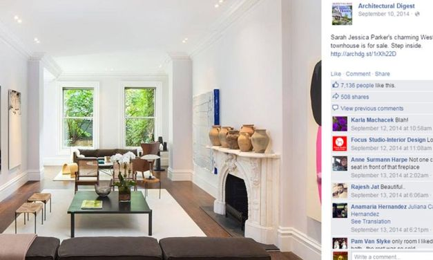 sarah jessica parker matthew broderick take loss Small Loss On $19M House