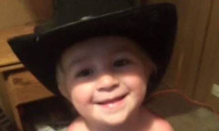 Toddler Missing In Idaho:  Now Missing 5 Days UPDATE