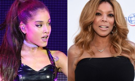 "Ariana Grande And Wendy Williams Controversy: ""She's 21. She'll forever look 12"""