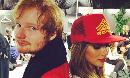 Ed Sheeran and Nicole Sherzinger: New Couple Alert?