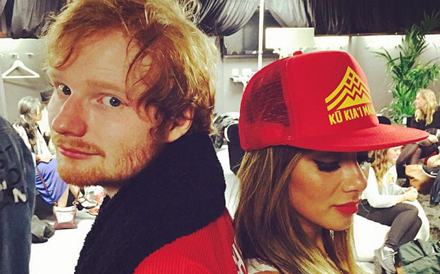 Ed Sheeran and Nicole Sherzinger: New Couple Alert?