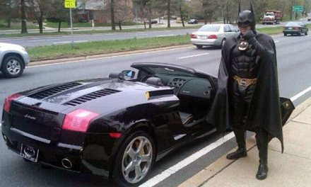 Lenny Robinson Batman: Baltimore Batman Lenny Robinson Dies After Being Hit by a Car
